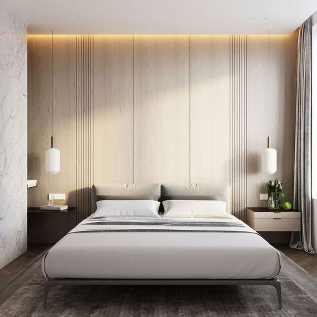 Fabulous Modern Minimalist Bedroom You Have To See 10
