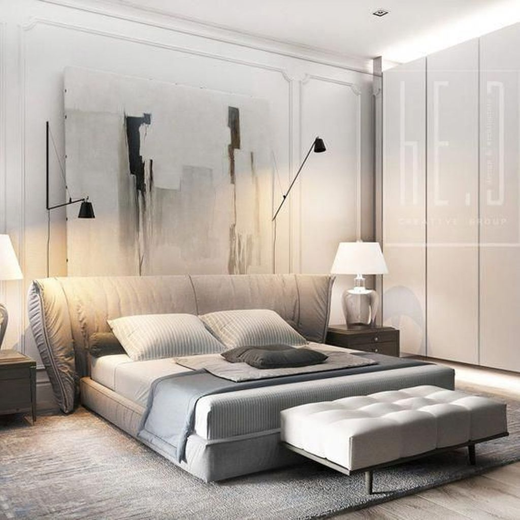 Fabulous Modern Minimalist Bedroom You Have To See 12