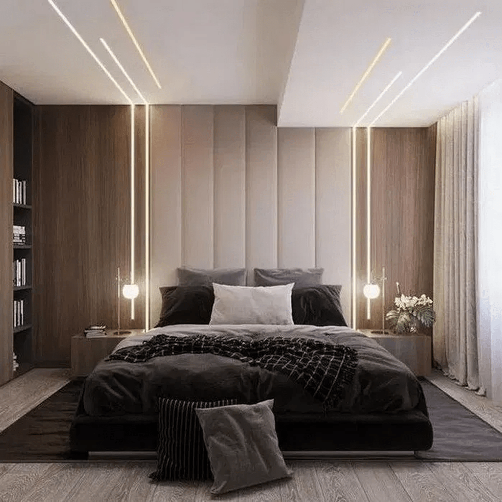 Fabulous Modern Minimalist Bedroom You Have To See 16