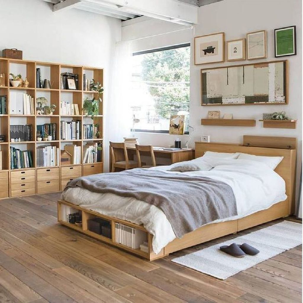 Fabulous Modern Minimalist Bedroom You Have To See 18