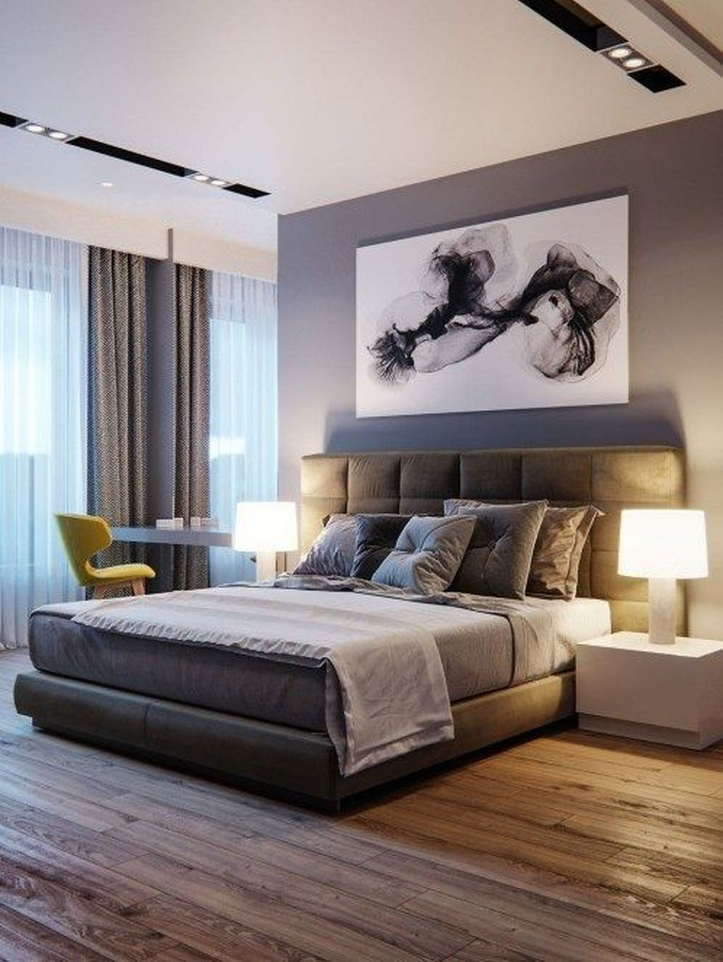 Fabulous Modern Minimalist Bedroom You Have To See 22