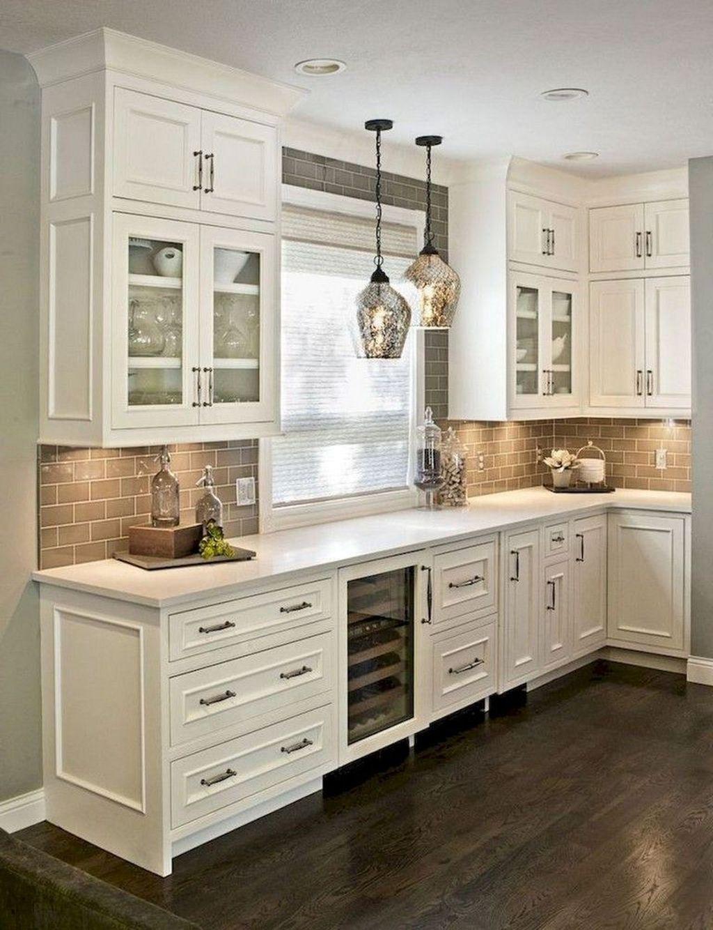 Fabulous Modern Rustic Kitchen Cabinets 09