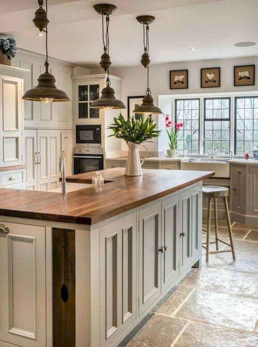 Fabulous Modern Rustic Kitchen Cabinets 13