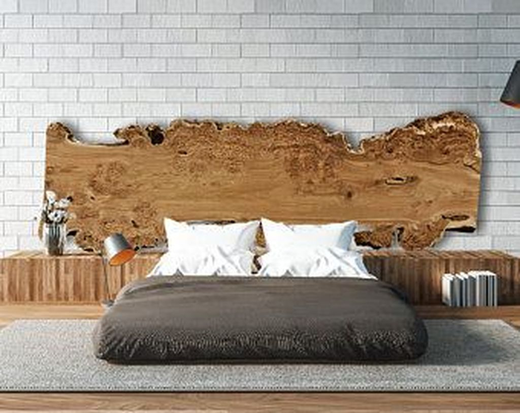 Gorgeous Rustic Bedroom Design And Decoration Ideas 09