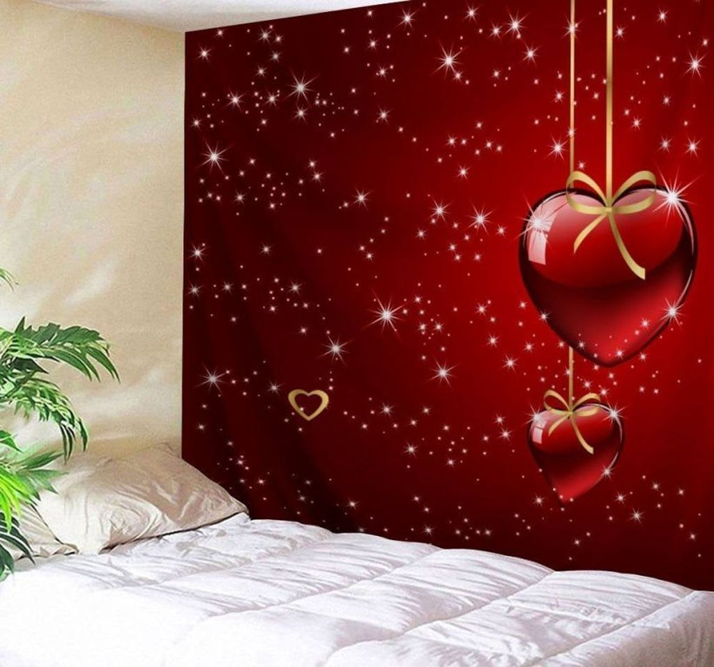 Gorgeous Valentine Wall Decor To Beautify Your Home 05