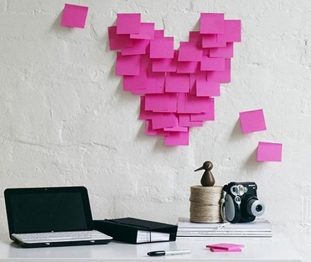Gorgeous Valentine Wall Decor To Beautify Your Home 17