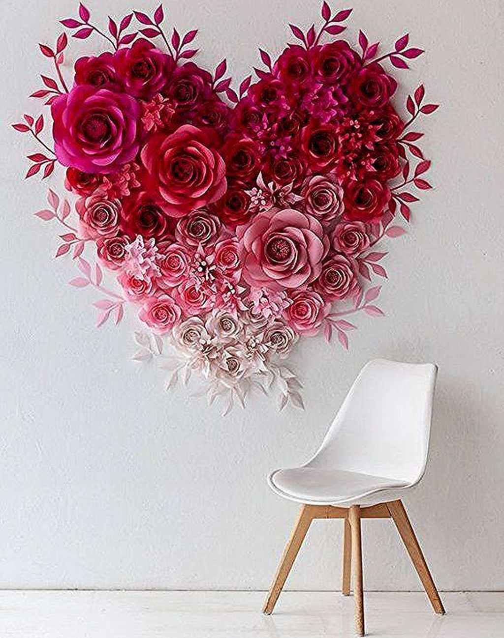 Gorgeous Valentine Wall Decor To Beautify Your Home 25