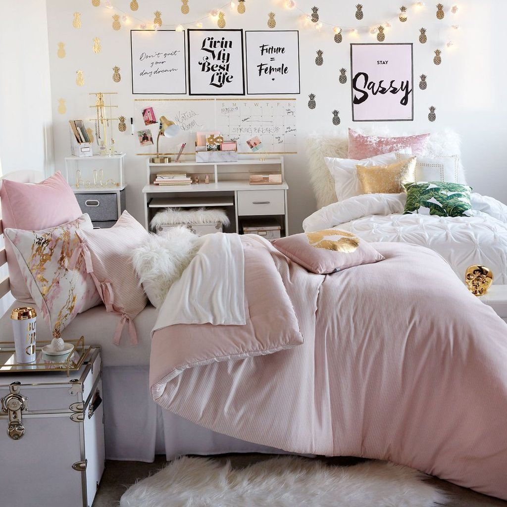 Inspiring Bedding Sets For Perfect Bedroom Decorations 06