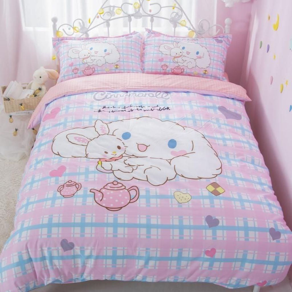 Inspiring Bedding Sets For Perfect Bedroom Decorations 12