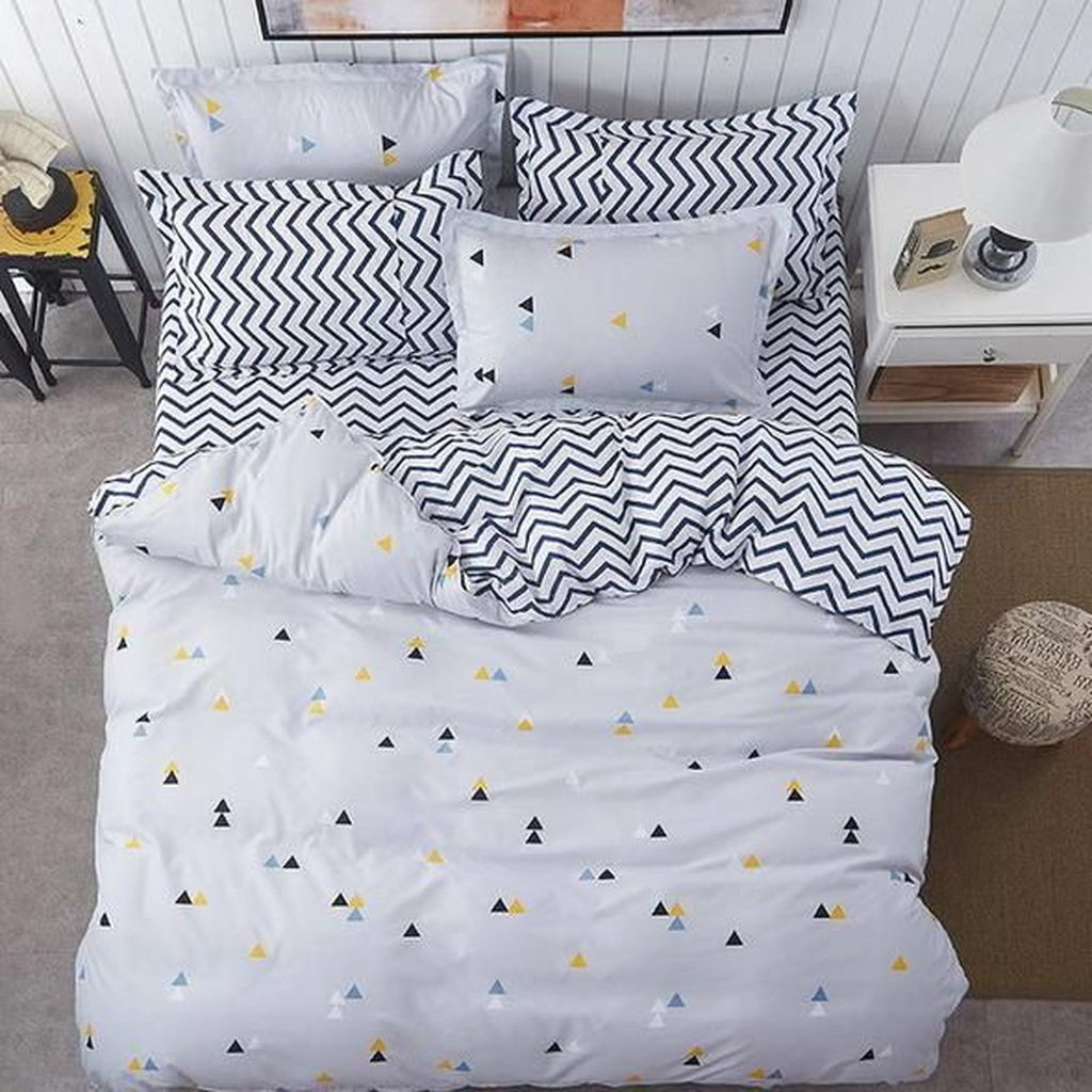Inspiring Bedding Sets For Perfect Bedroom Decorations 13