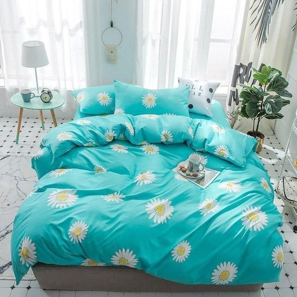 Inspiring Bedding Sets For Perfect Bedroom Decorations 17
