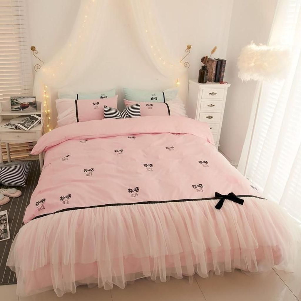 Inspiring Bedding Sets For Perfect Bedroom Decorations 18