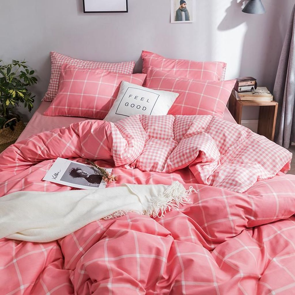 Inspiring Bedding Sets For Perfect Bedroom Decorations 22
