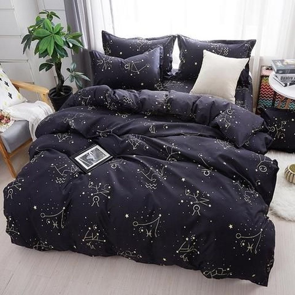Inspiring Bedding Sets For Perfect Bedroom Decorations 28