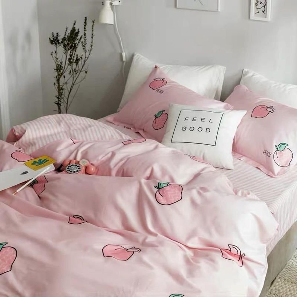 Inspiring Bedding Sets For Perfect Bedroom Decorations 29