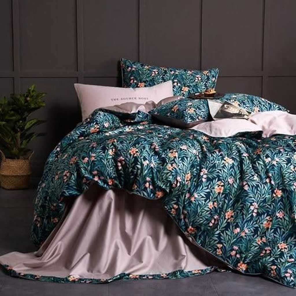 Inspiring Bedding Sets For Perfect Bedroom Decorations 30
