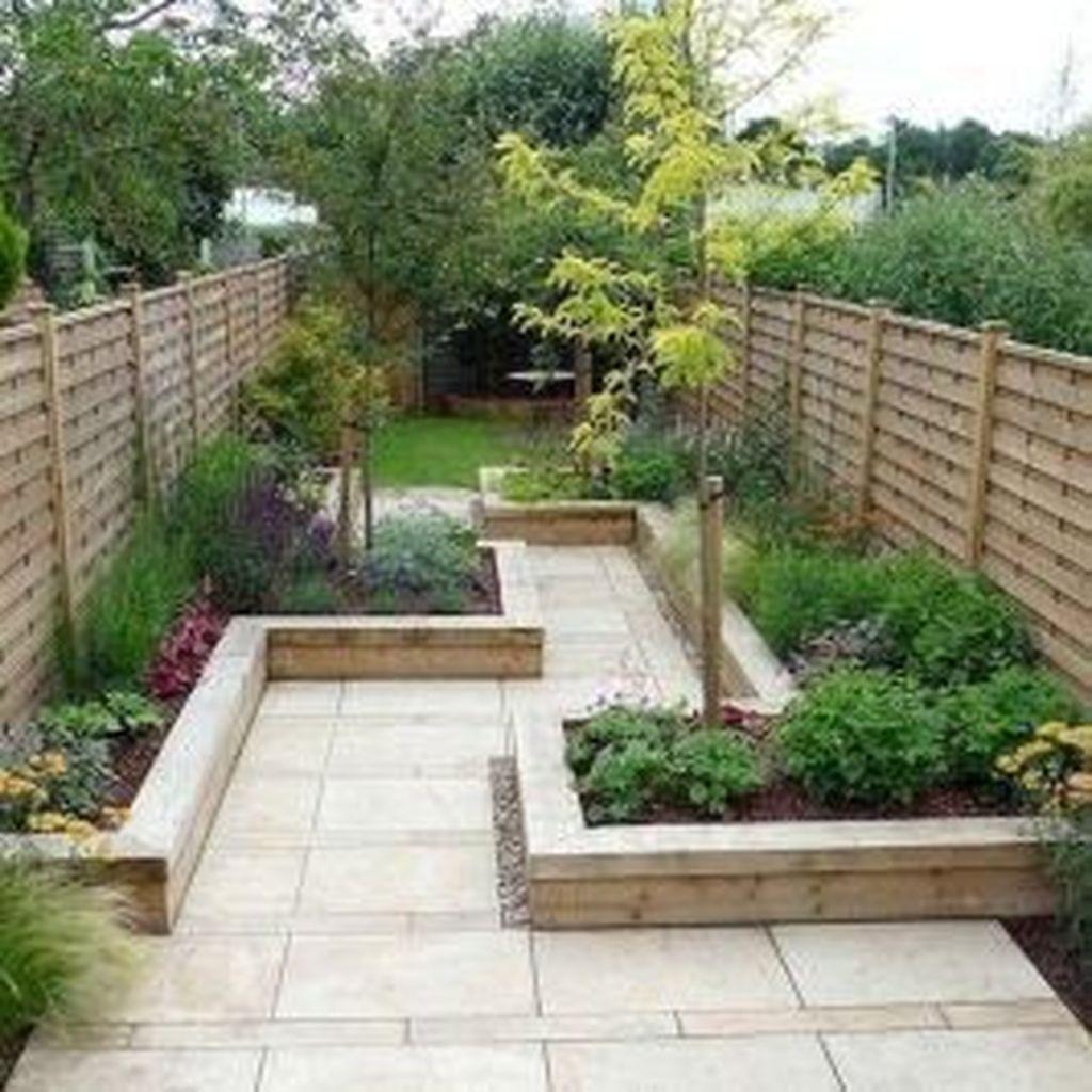 Inspiring Minimalist Garden Landscape Ideas That You Will Like 05