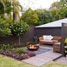 Inspiring Minimalist Garden Landscape Ideas That You Will Like 07