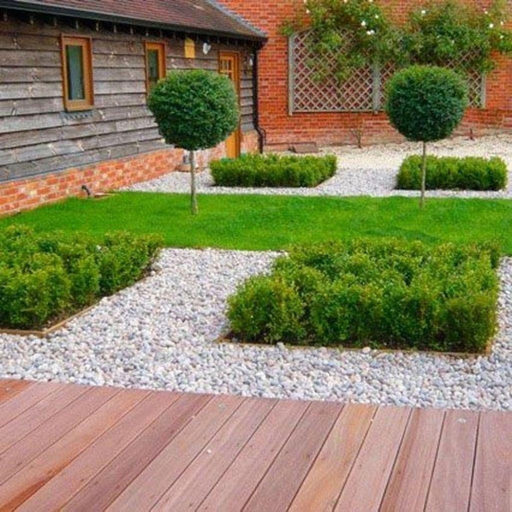 Inspiring Minimalist Garden Landscape Ideas That You Will Like 23