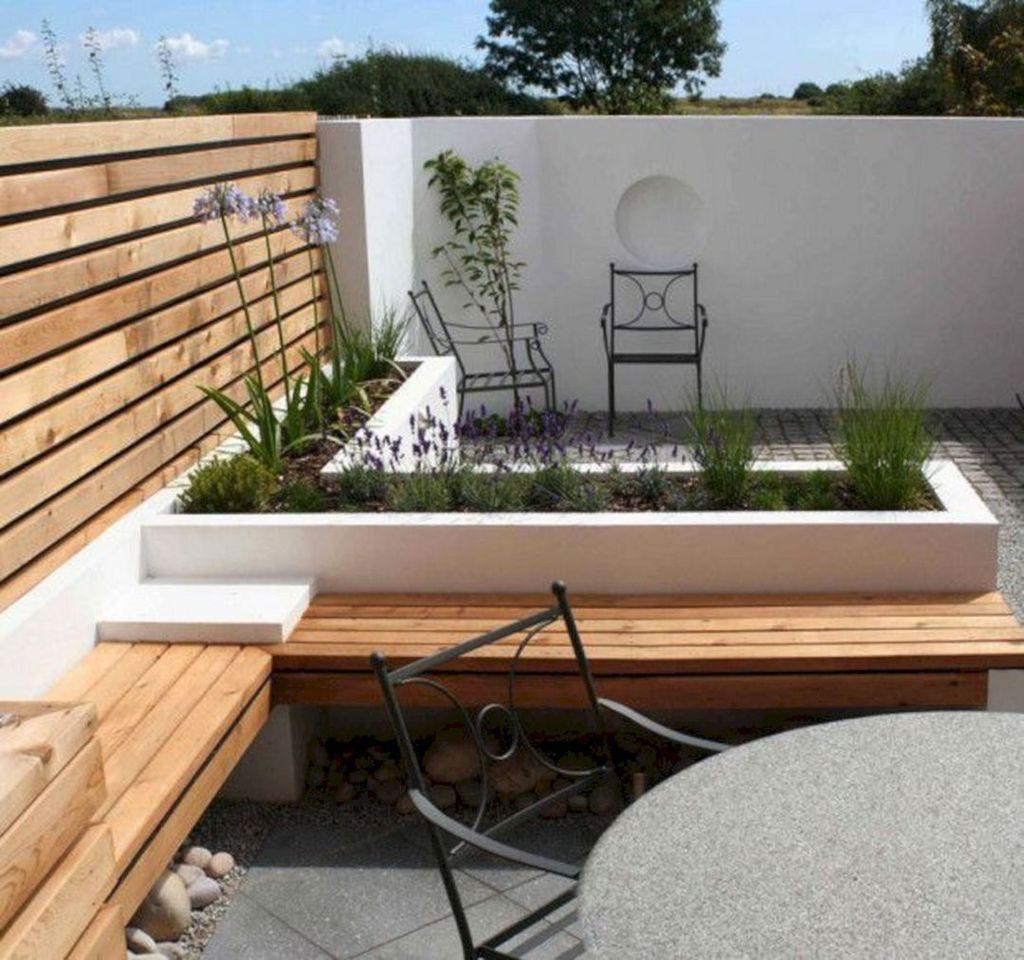 Inspiring Minimalist Garden Landscape Ideas That You Will Like 25