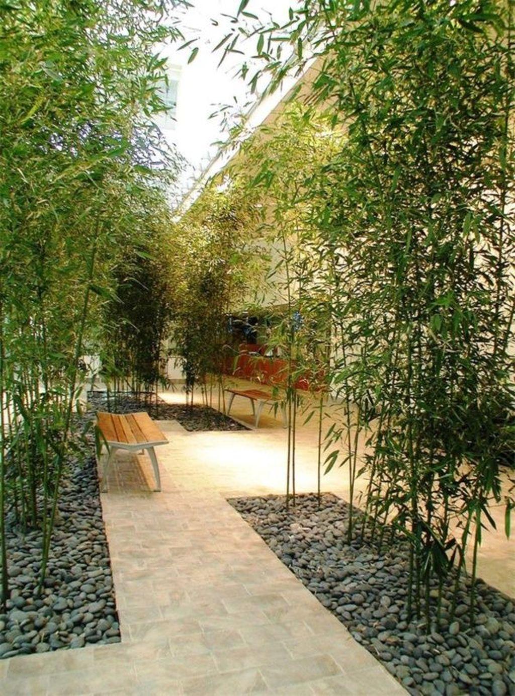 Inspiring Minimalist Garden Landscape Ideas That You Will Like 27
