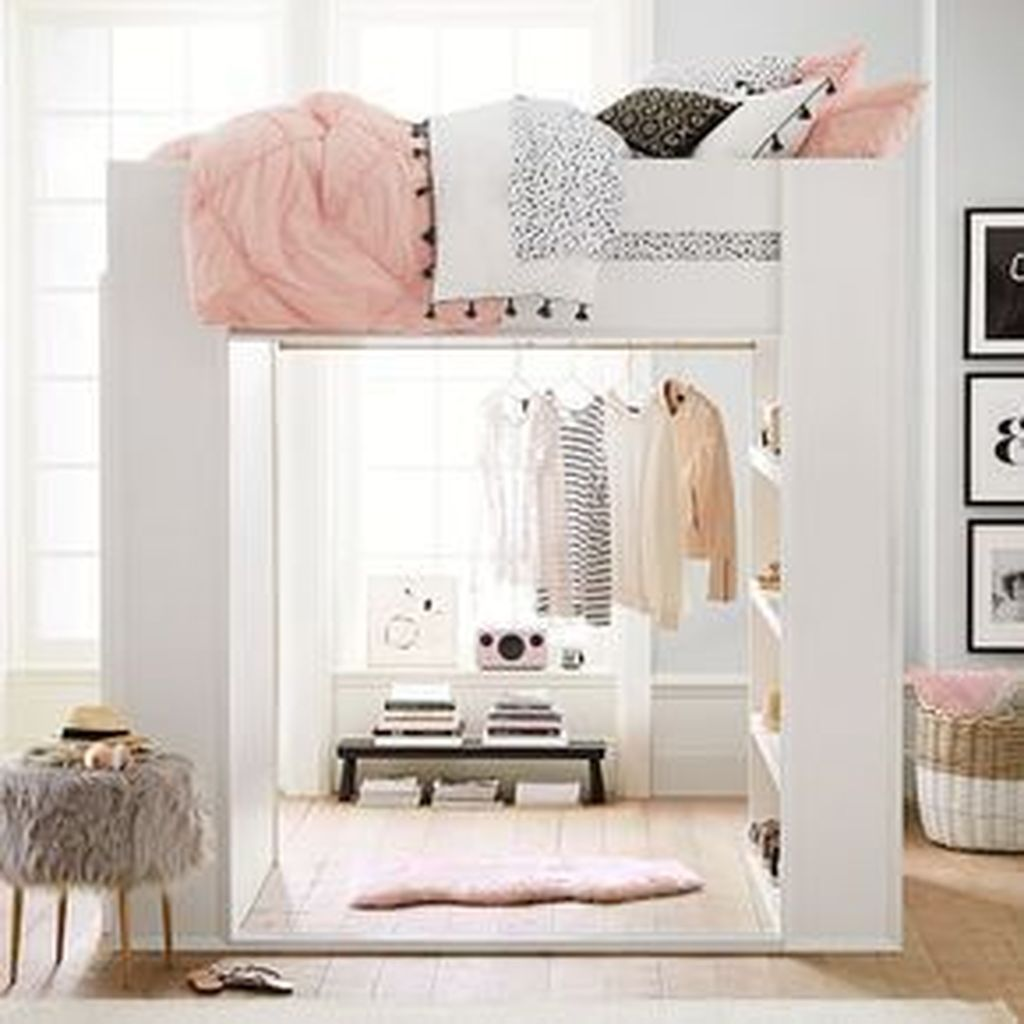 Inspiring Small Bedroom Ideas Which You Definitely Like 17