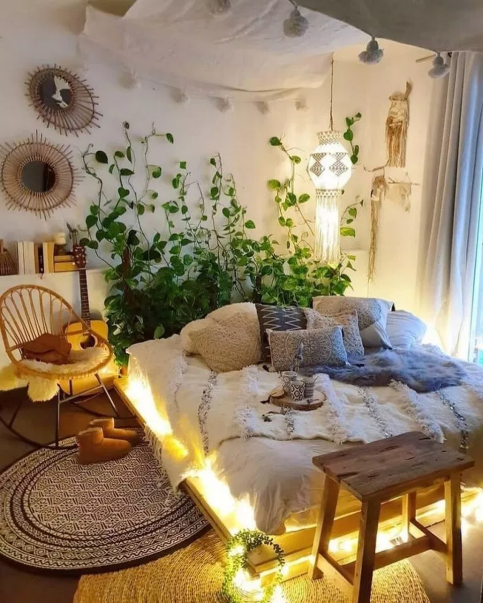 Lovely Bohemian Bedroom Decor Ideas You Have To See 01