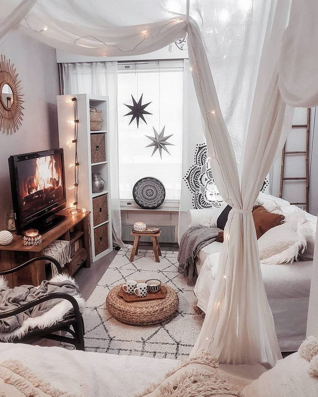 Lovely Bohemian Bedroom Decor Ideas You Have To See 28