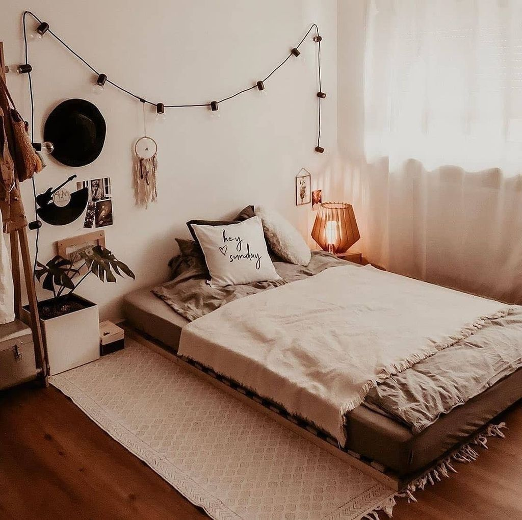 Lovely Bohemian Bedroom Decor Ideas You Have To See 29