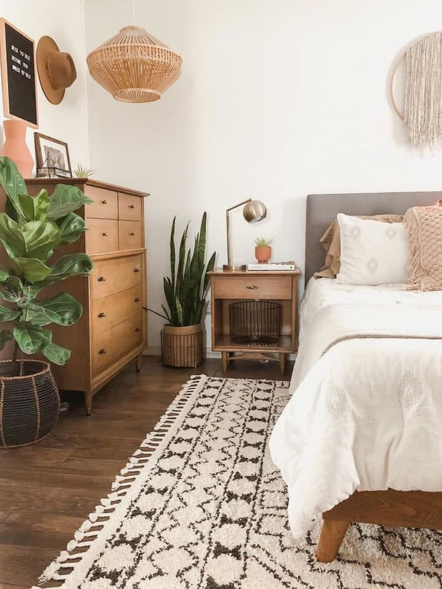 Lovely Bohemian Bedroom Decor Ideas You Have To See 30