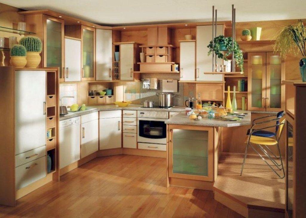 Lovely Japanese Kitchen Design Ideas 23