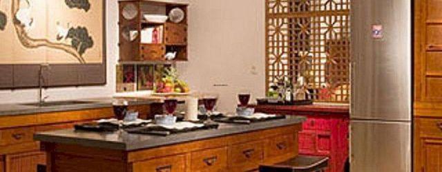 Lovely Japanese Kitchen Design Ideas 25
