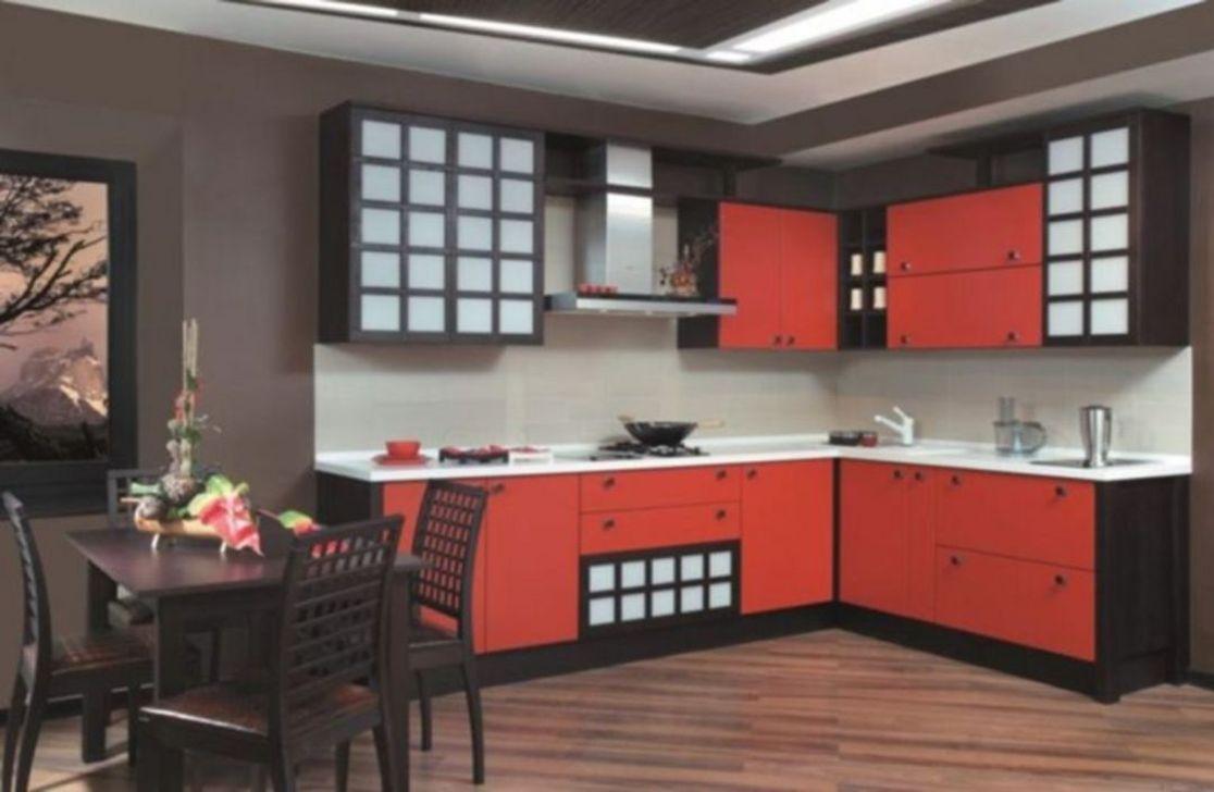 Lovely Japanese Kitchen Design Ideas 27