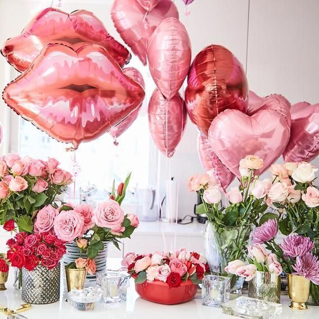 Lovely Valentine Table Decor That You Must Apply In The Dining Room 03