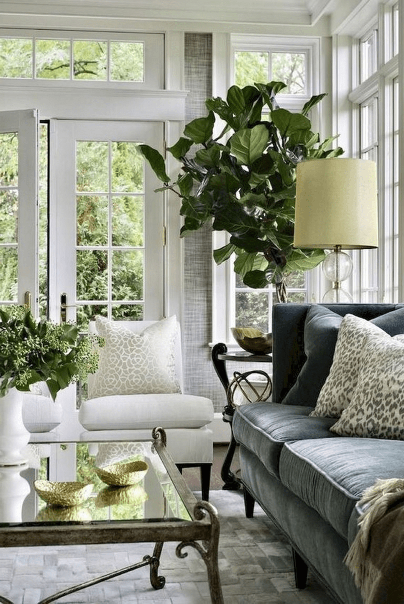 Popular French Country Living Room Decoration Ideas 31