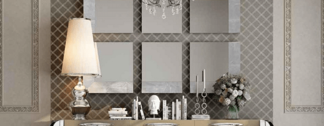 Popular Mirror Wall Decor Ideas Best For Living Room 30