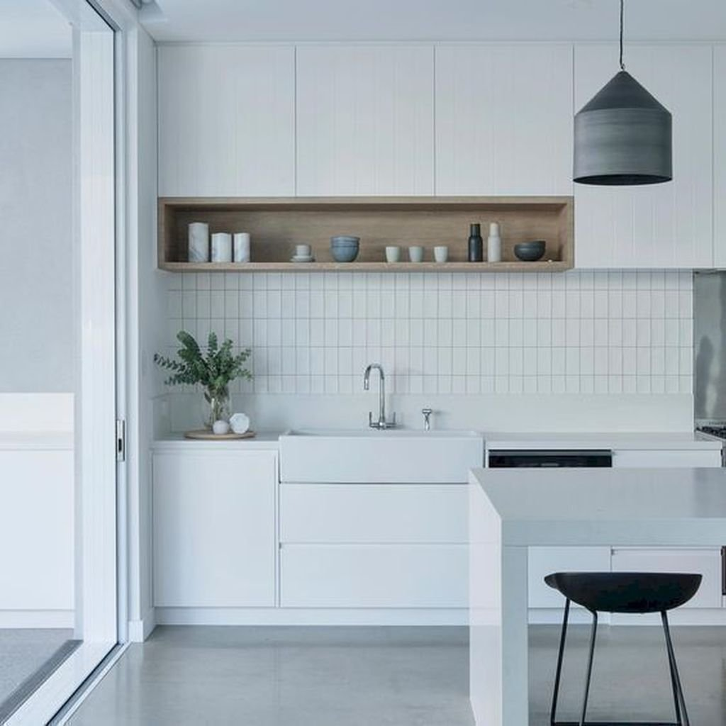 Popular Scandinavian Kitchen Decor Ideas You Should Try 01