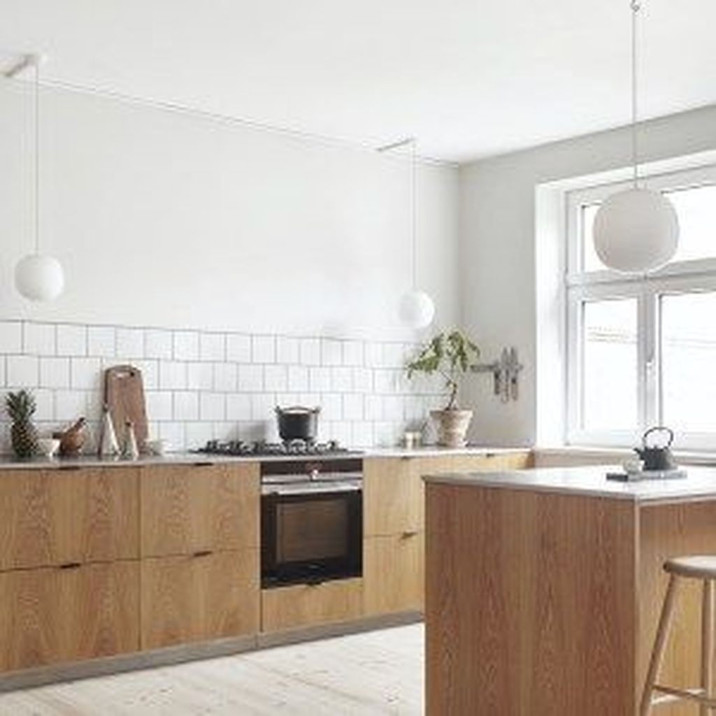Popular Scandinavian Kitchen Decor Ideas You Should Try 05