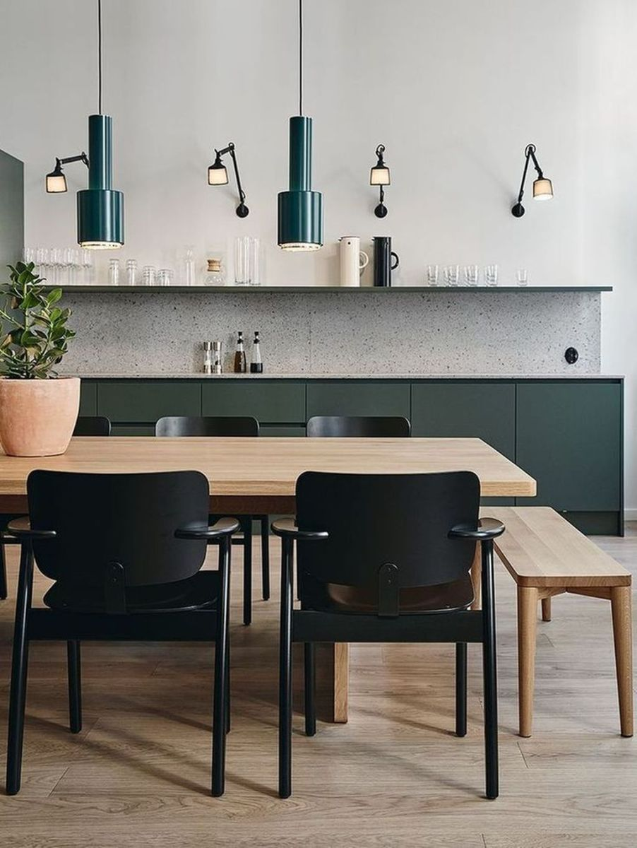 Popular Scandinavian Kitchen Decor Ideas You Should Try 23