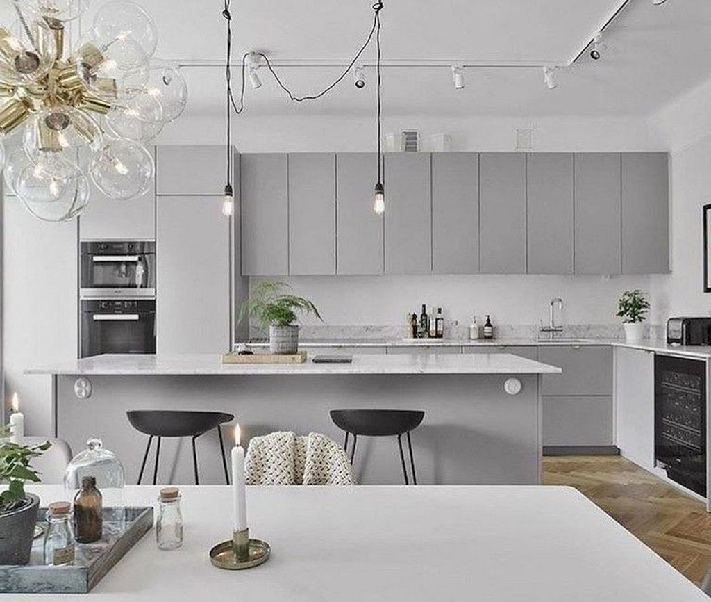 Popular Scandinavian Kitchen Decor Ideas You Should Try 28
