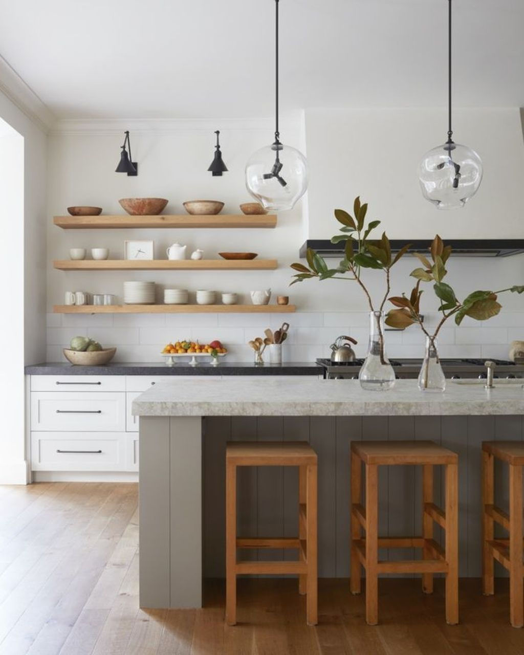 Popular Scandinavian Kitchen Decor Ideas You Should Try 29