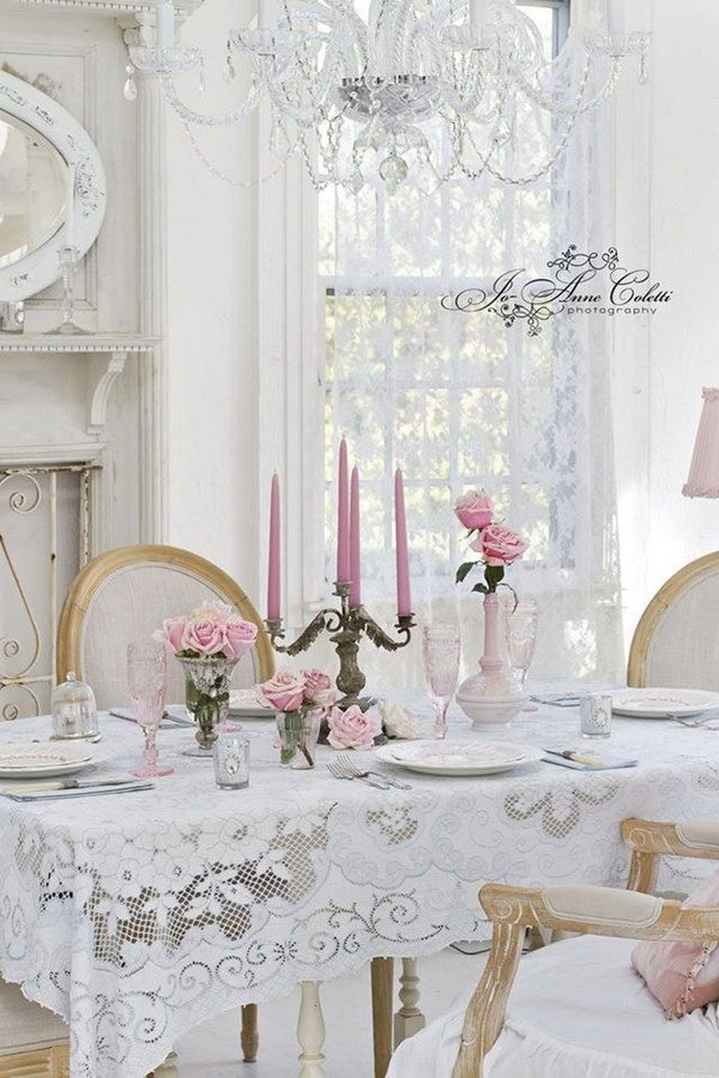 Stunning Romantic Dining Room Decor Ideas Best For Valentines Day 01