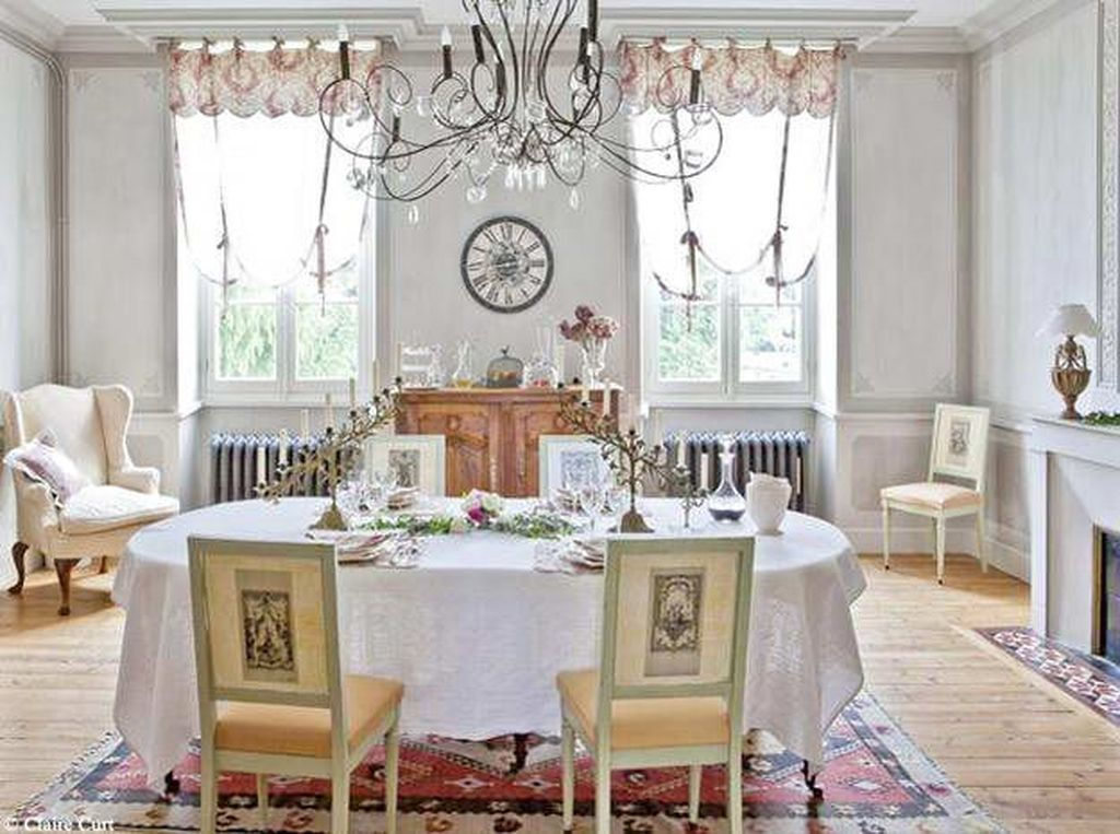 Stunning Romantic Dining Room Decor Ideas Best For Valentines Day 10