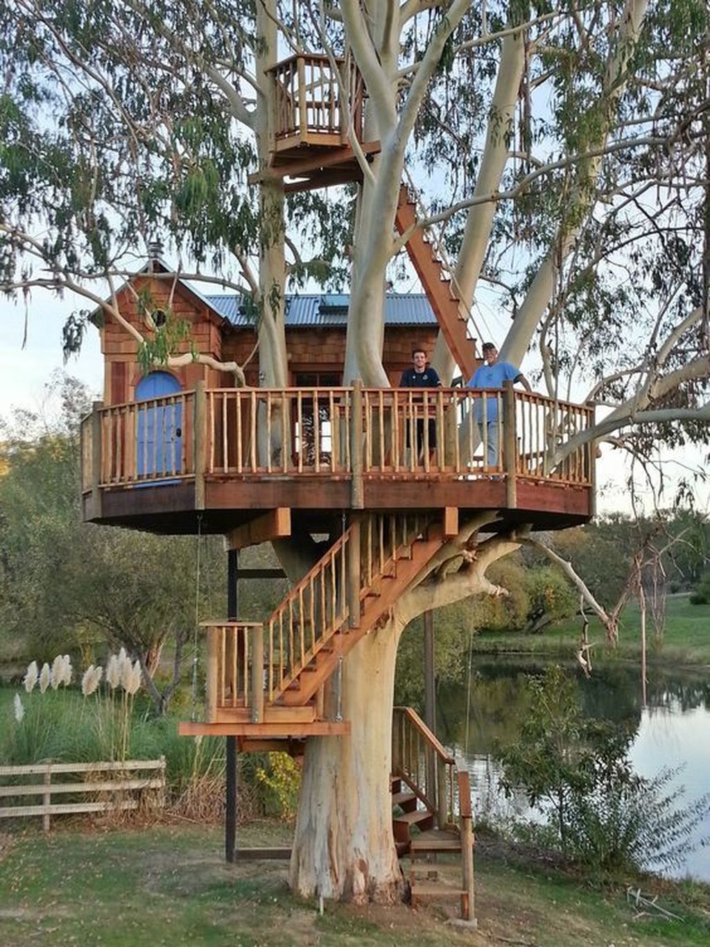 Stunning Tree House Designs You Never Seen Before 12