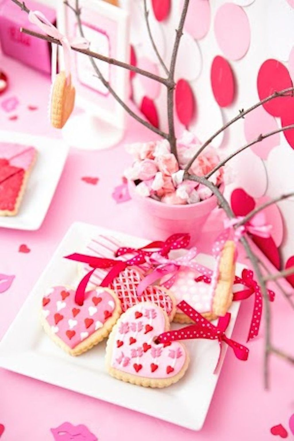 Stunning Valentine Theme Party With A Romantic Feel 06