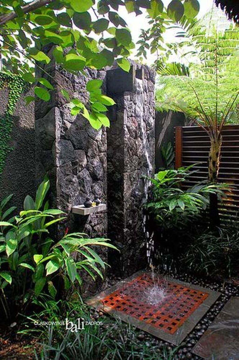 The Best Jungle Bathroom Decor Ideas To Get A Natural Impression 27