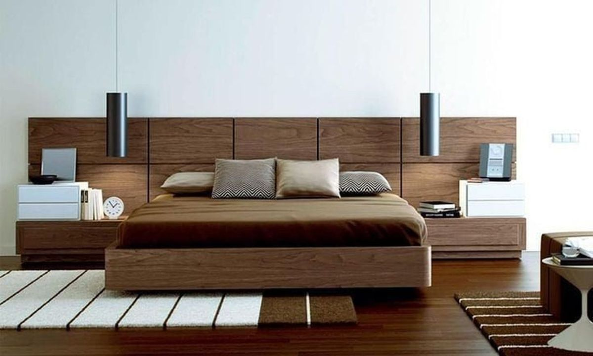 The Best Modern Bedroom Furniture To Get Luxury Accent 09