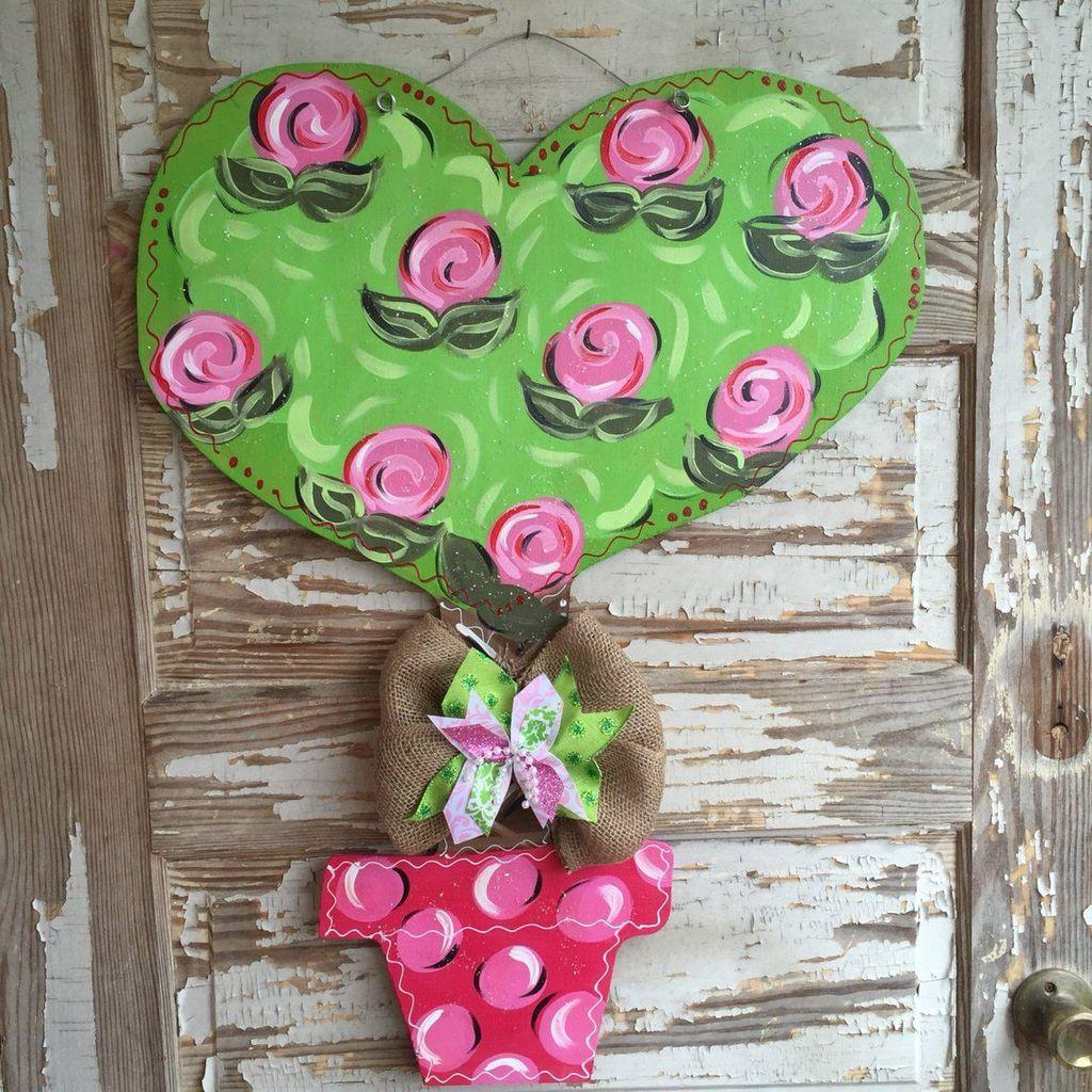 The Best Valentine Door Decorations 25
