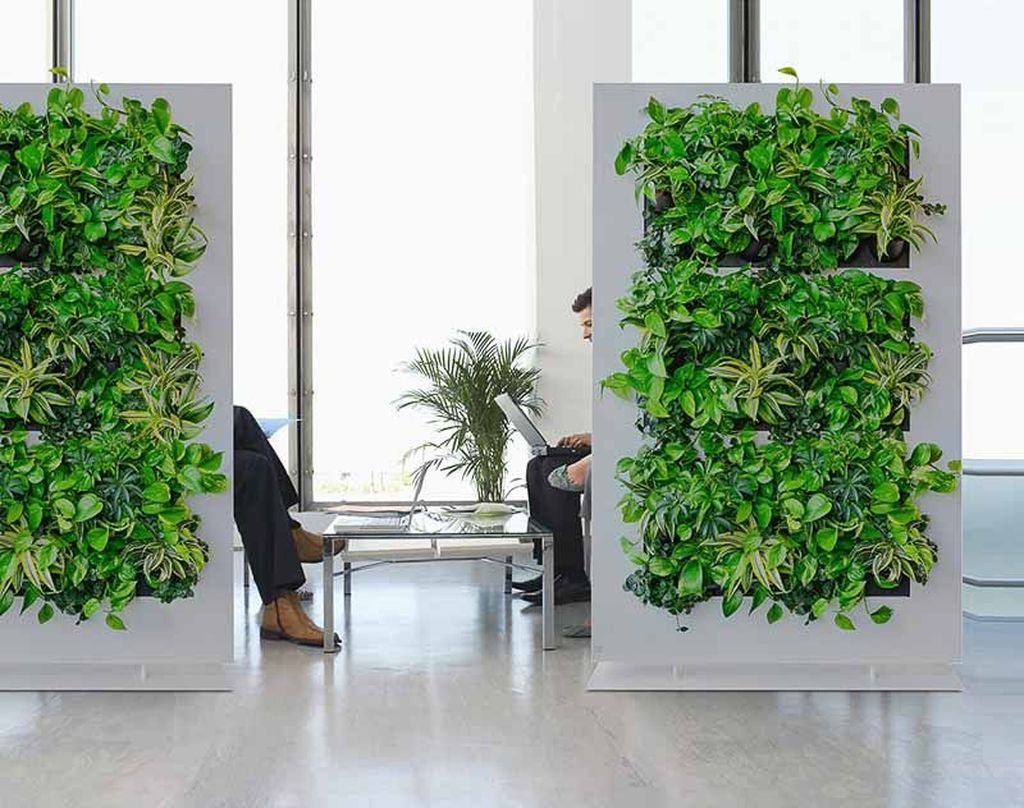 Beautiful Living Wall Indoor Decoration Ideas To Be A Fresh Home 17