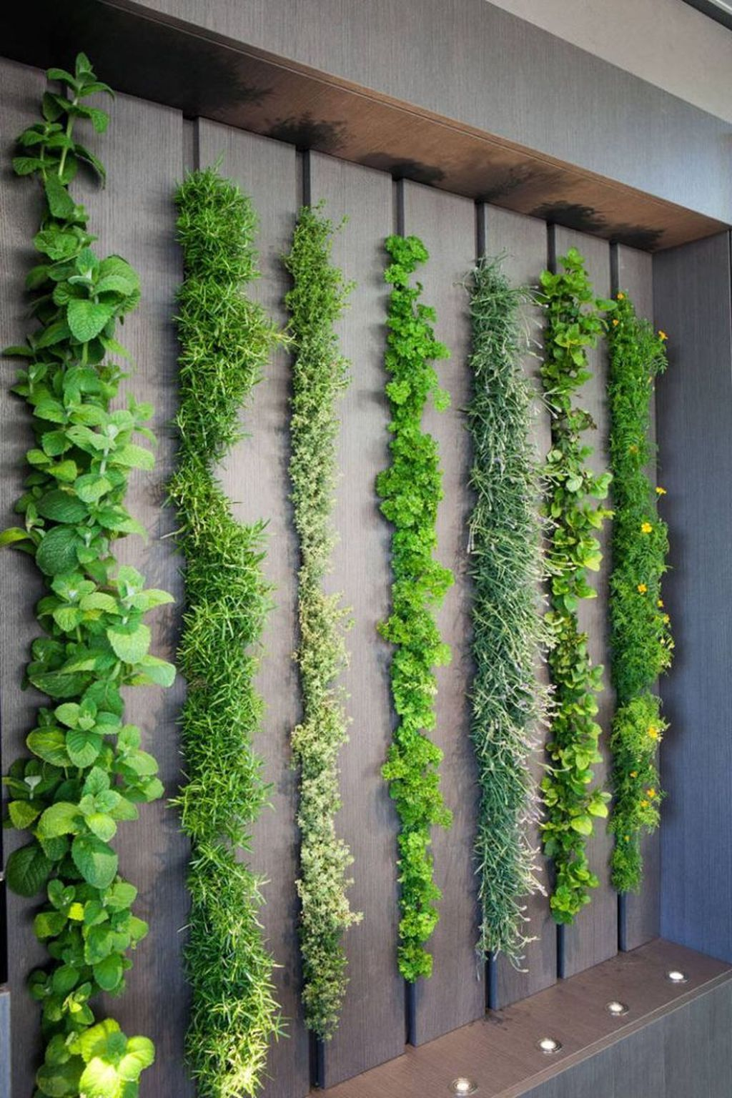 Beautiful Living Wall Indoor Decoration Ideas To Be A Fresh Home 30